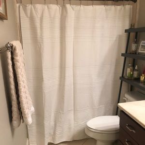 Target Stripe Shower Curtain - Project 62